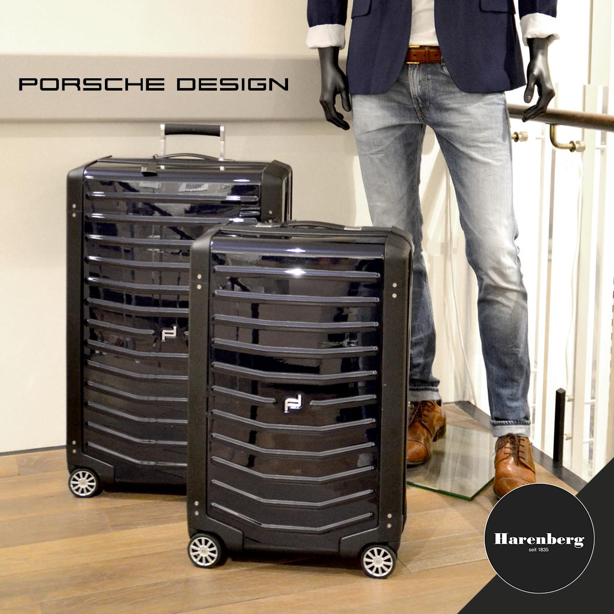 porsche design trolley roadster harenberg. Black Bedroom Furniture Sets. Home Design Ideas